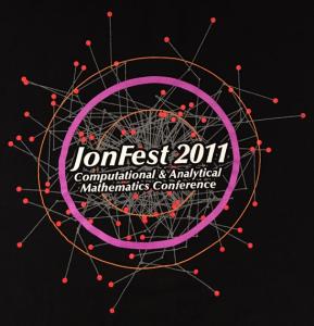 Jonfest 2011 T-shirt